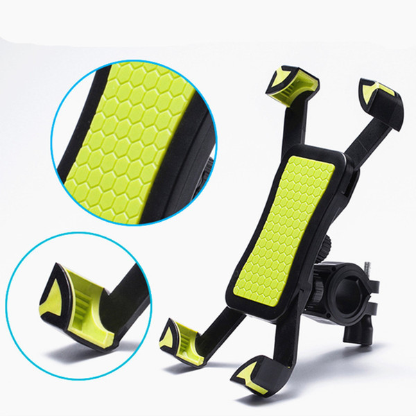 2016 Non Slip Universal 360 Rotating Bicycle Bike Phone Holder.