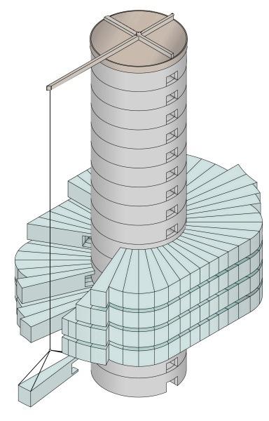 Da VINCI TOWER: INTELLIGENT BUILDINGS MEET DYNAMIC ARCHITECTURE.