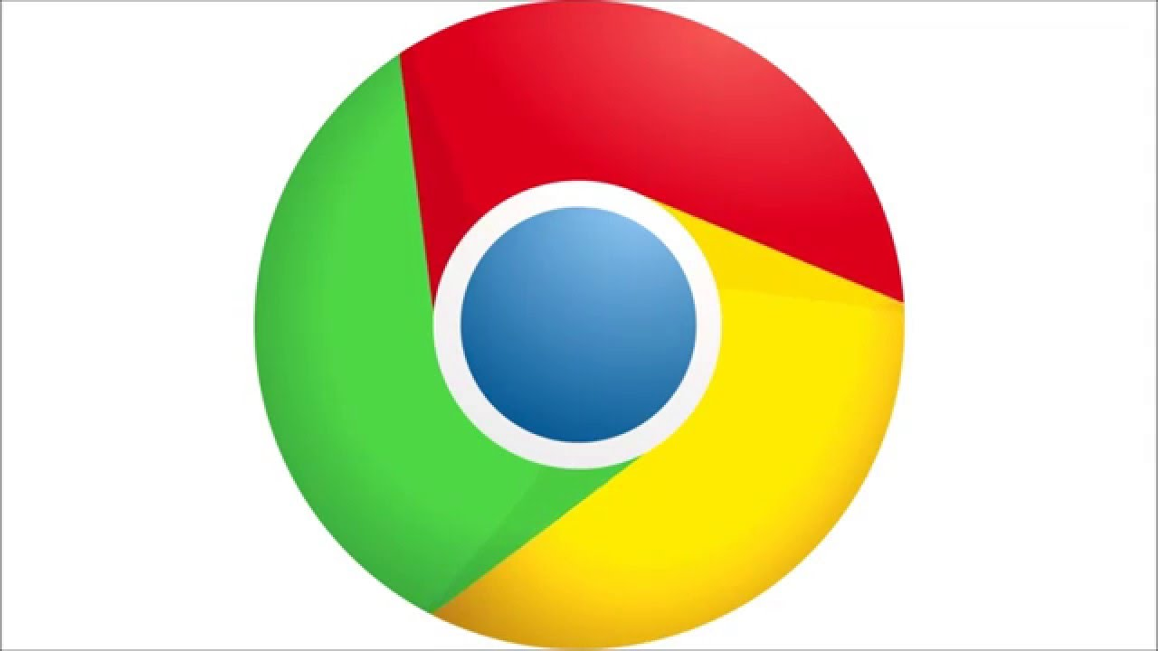 Google Chrome Logo Rotate.