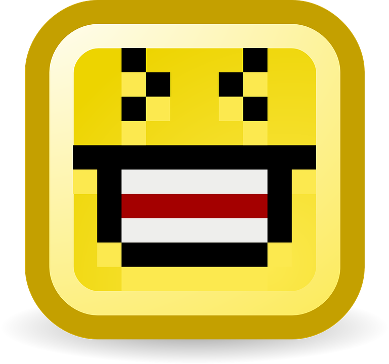 Free vector graphic: Laughing, Lol, Rotfl, Smiley.