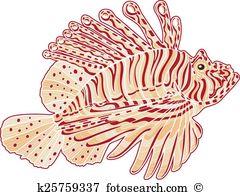 Rotfeuerfisch Clipart und Illustrationen. 1.492 rotfeuerfisch Clip.