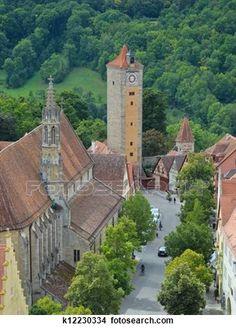 Rothenburg ob der tauber on Pinterest.