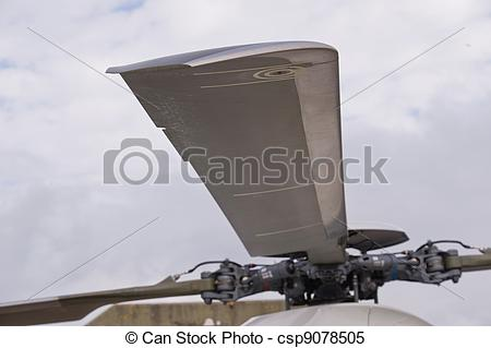 Stock Images of Rotor blade.