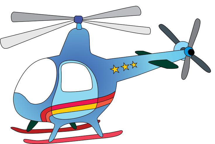 Toy Plane Clipart.