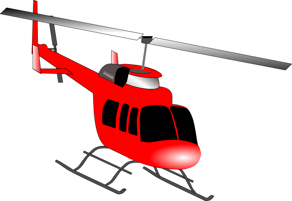 Free vector graphic: Helicopter, Rotors, Flying, Vehicle.