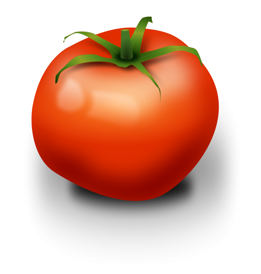Rotten Tomato Clipart, vector clip art online, royalty free.