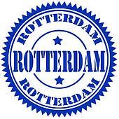 Rotterdam Tourism Clip Art.