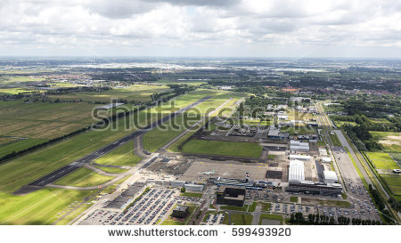 Aerial View Fort Worth Texas View Stock Photo 6932560.