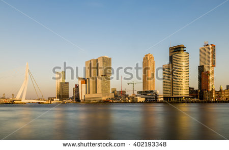 Erasmus Rotterdam Stock Photos, Royalty.