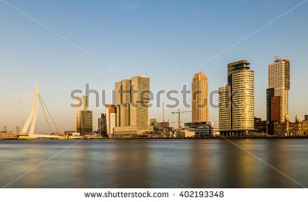 Erasmus Rotterdam Stock Photos, Royalty.