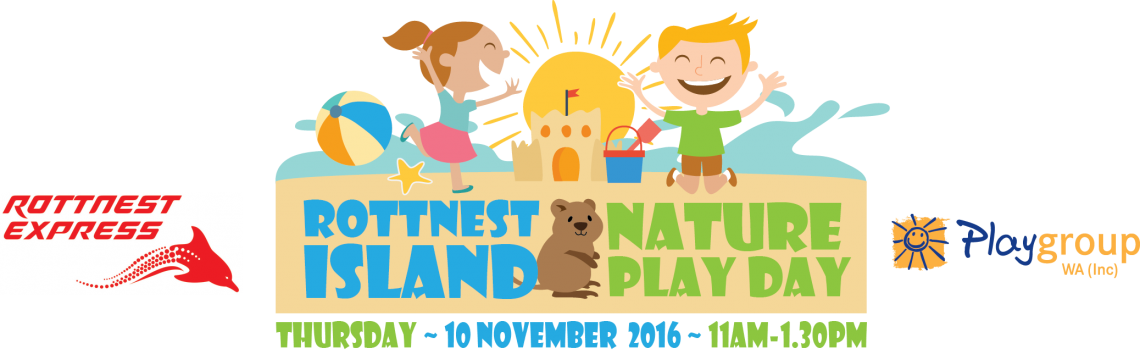 Rottnest Island Nature Play Day.