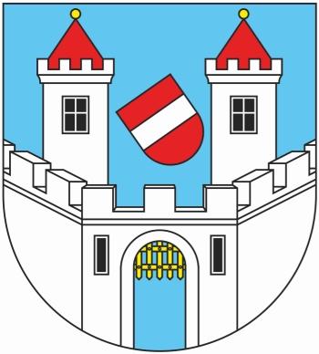 Město Roudnice nad Labem.
