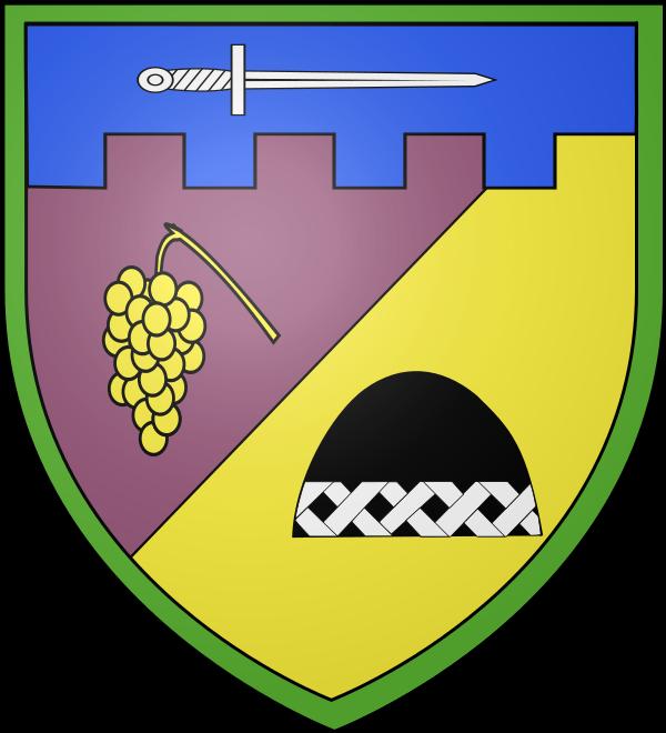 File:Blason ville fr Rouffignac de Sigoulès.svg.