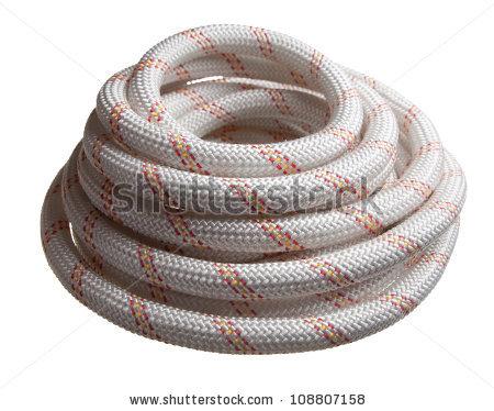 Nylon Rope Stock Photos, Royalty.