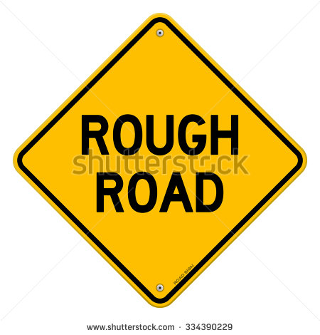Rough Road Stock Vectors, Images & Vector Art.