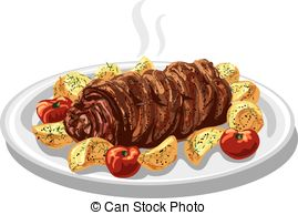 Roulade Clipart Vector Graphics. 26 Roulade EPS clip art vector.
