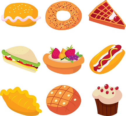 Sponge Roulade Clip Art, Vector Images & Illustrations.