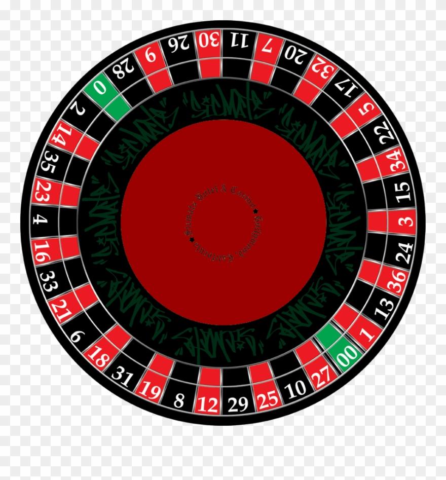 Roulette Clipart Roulette Table.