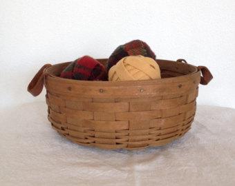 Longaberger baskets clipart.