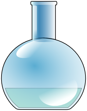 Free to Use & Public Domain Flask Clip Art.