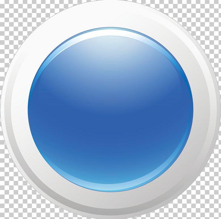 Circle Button PNG, Clipart, Adobe Illustrator, Aqua, Blue.