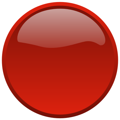 button round red.