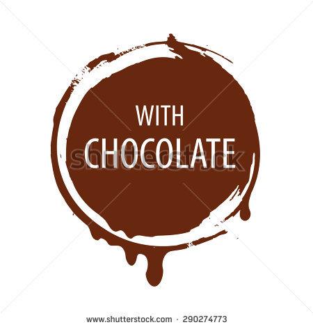 Round Chocolate Stock Vectors & Vector Clip Art.