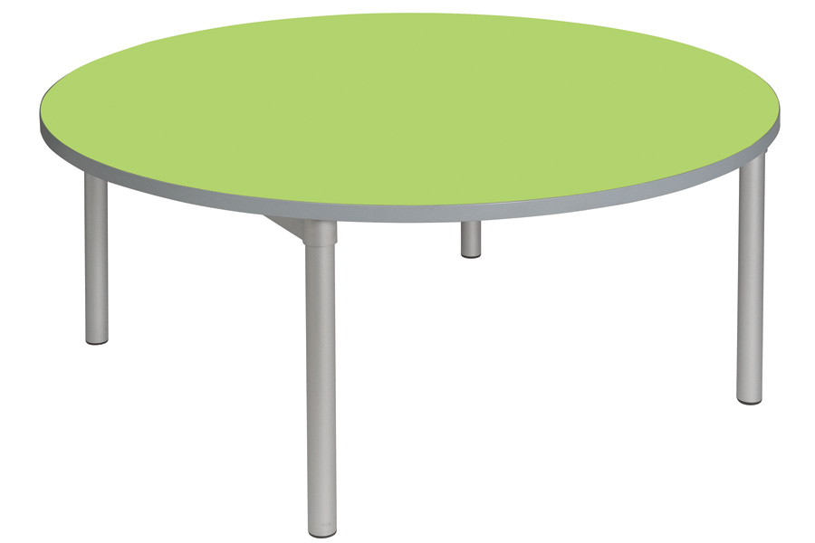 Round Classroom Table Clipart.
