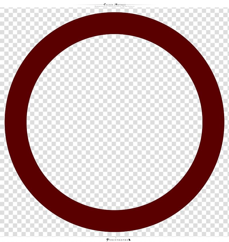 Stargate, round brown illustration transparent background.
