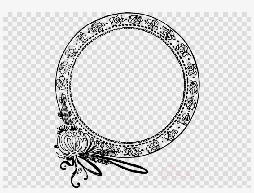 Border Png Round Clipart Borders And Frames Clip Art.