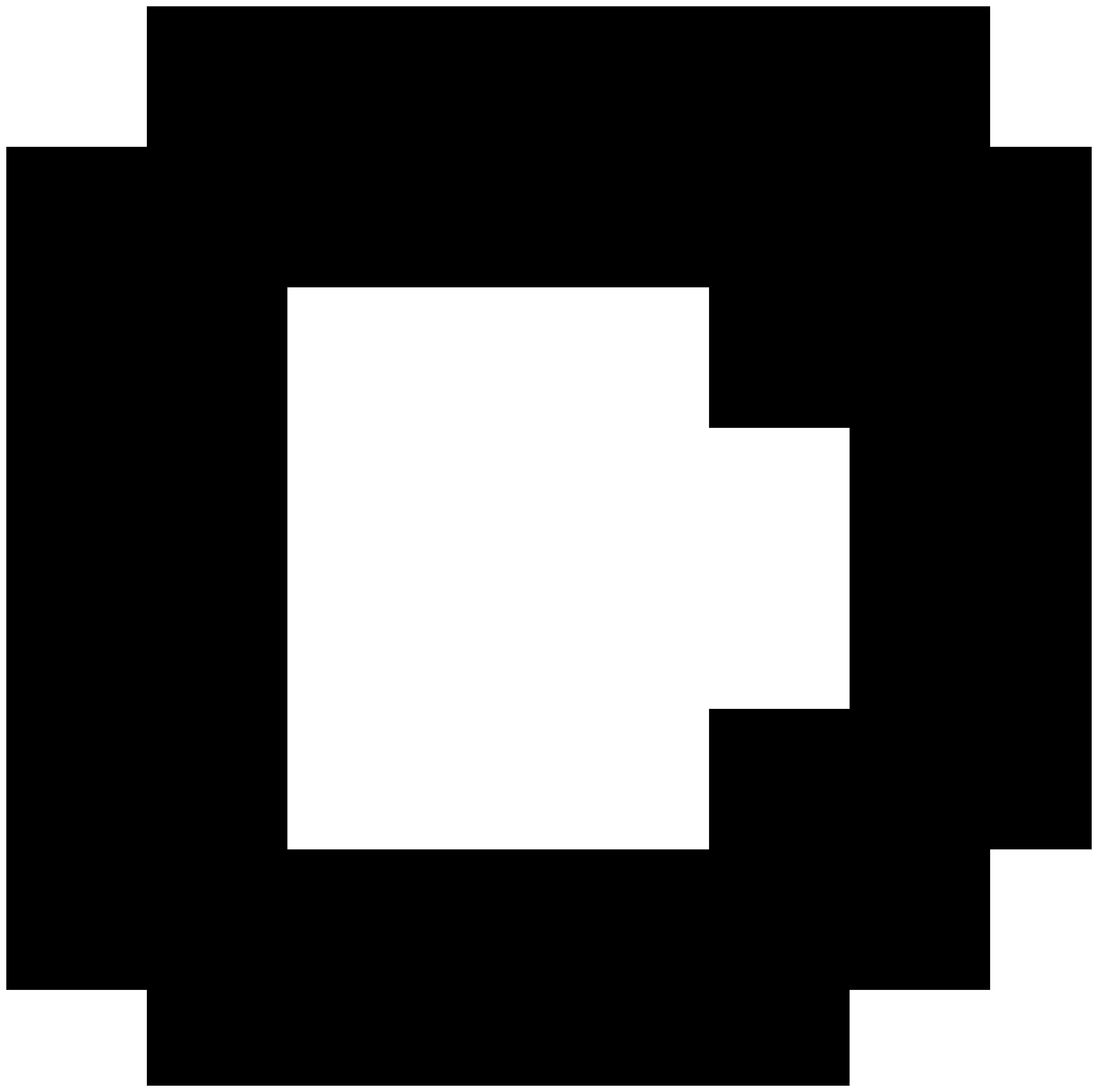 Round Black Border Frame PNG Clip Art Image.