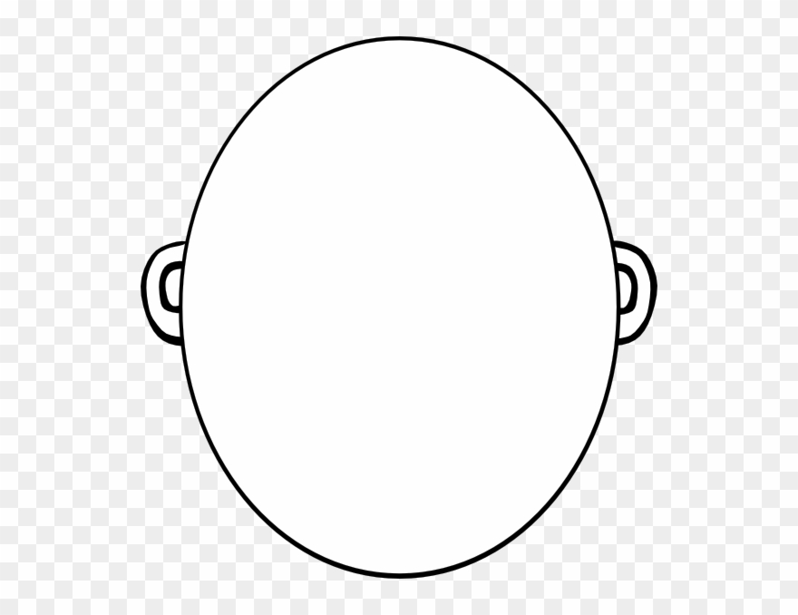 Blank Smiley Face Clipart.