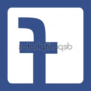 Top Facebook Clipart Image Graphic.