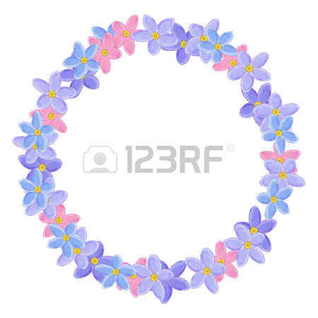 225,331 Round Flower Stock Illustrations, Cliparts And Royalty.