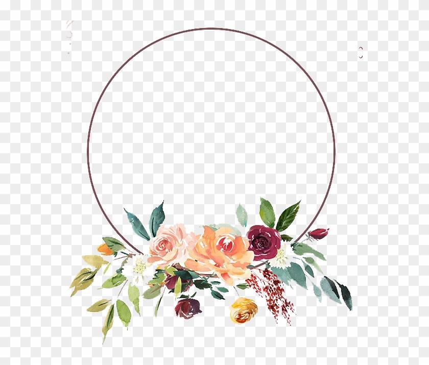 Floral Png.