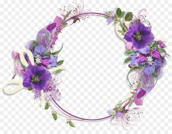 Flower Purple Clip art.