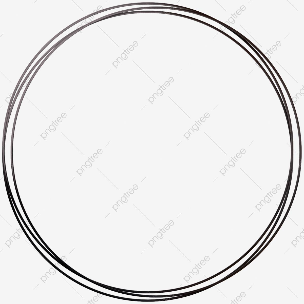 Round Frame, Frame Clipart, Border, Hoop PNG Transparent.