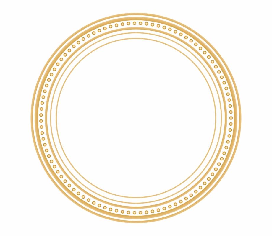 Circle Frames Png.