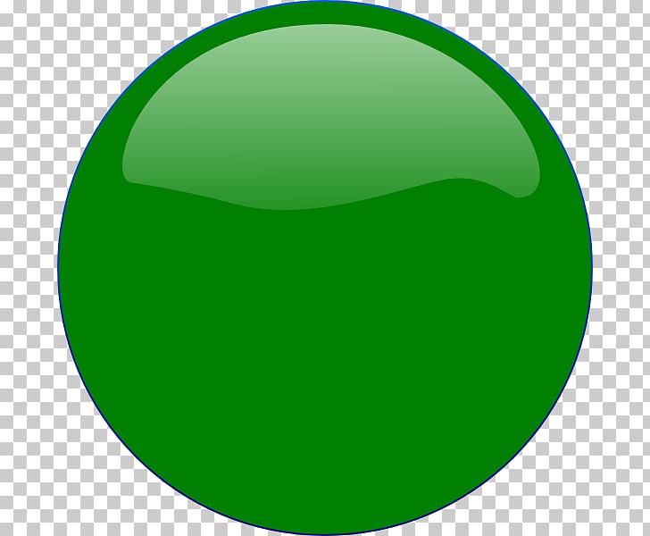 Computer Icons , Green Circle Icon, round green illustration.