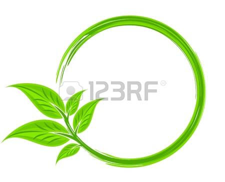 110,762 Round Leaf Stock Vector Illustration And Royalty Free.