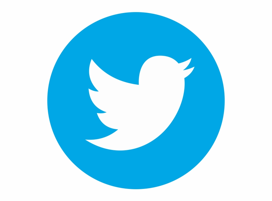 Twitter Round Logo Transparent Clipart Computer Icons.