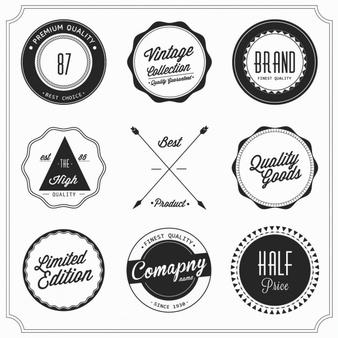 Round Logo Vectors, Photos and PSD files.