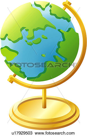 Clipart of map, traveling, world, globe, earth, round, icon.