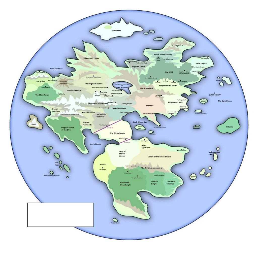 Clip Art Earth Not Round.