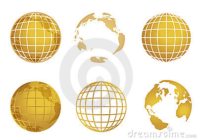 Round Map Clipart Clipground - Round world map image