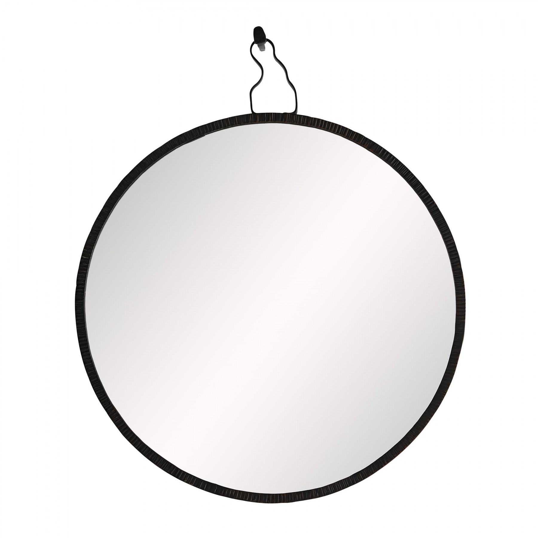 Autero Small Round Mirror.