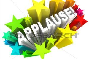 Round of applause clipart » Clipart Portal.