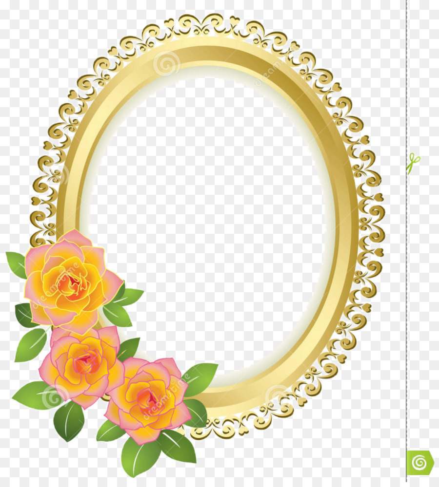 Borders And Frames Picture Frames Gold F #477185.