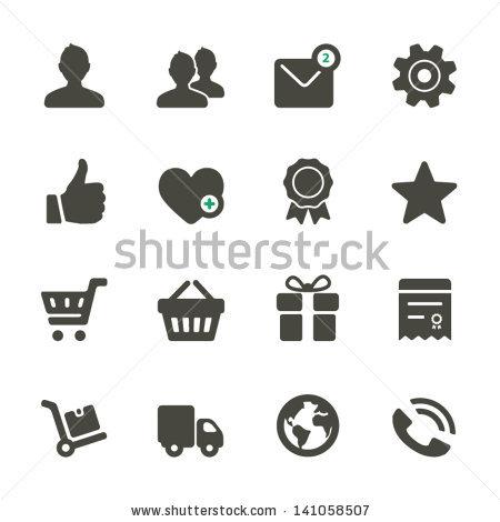 Profile Icon Stock Photos, Royalty.