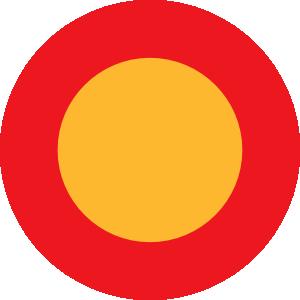 Round Target Sign Clip Art at Clker.com.